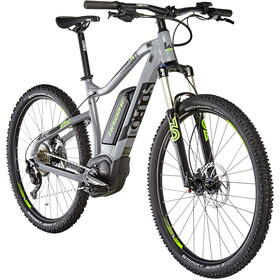 HAIBIKE SDURO HardSeven 4.0, grey/black/green